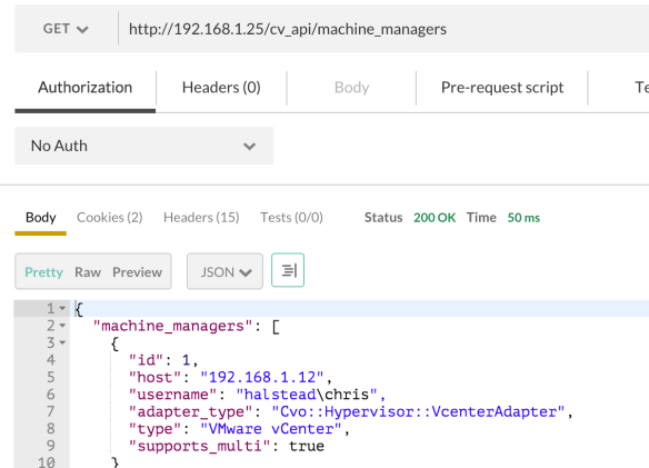 VMware App Volumes API Reference | Virtual Thoughts